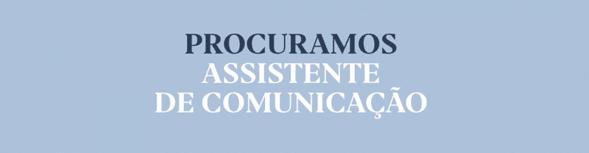 RECRUTAMENTO – Comunicação