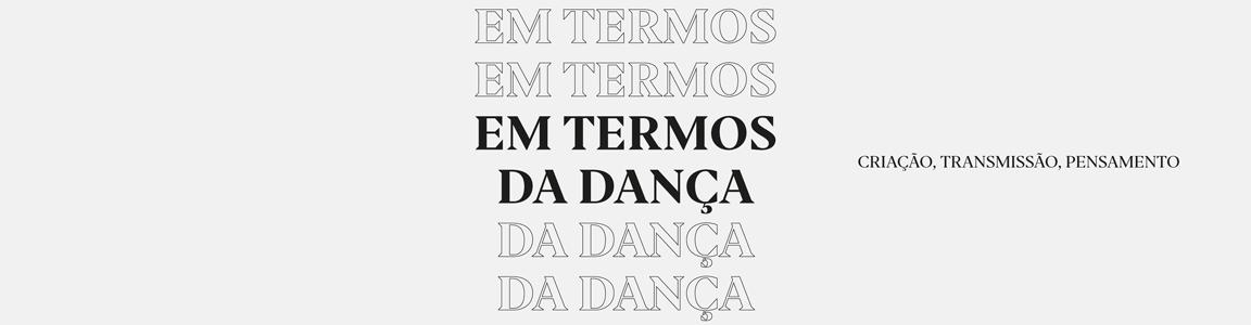 Em Termos da Dança