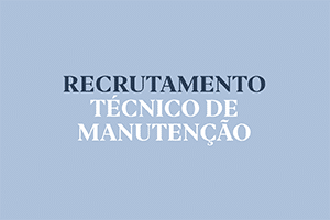 Recrutamento - Técnico de Manutenção